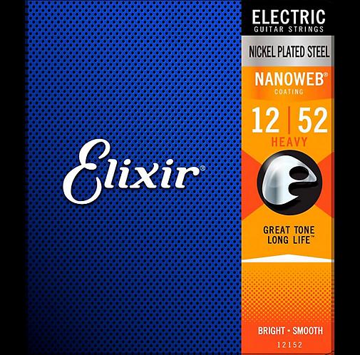 Elixir : NANOWEB  Heavy
