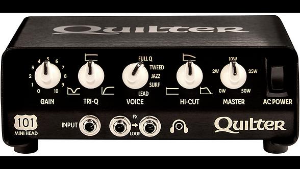 101-MINI Mini Guitar Amp Head : Quilter