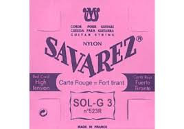 523R Nylon Single #3 : Savarez