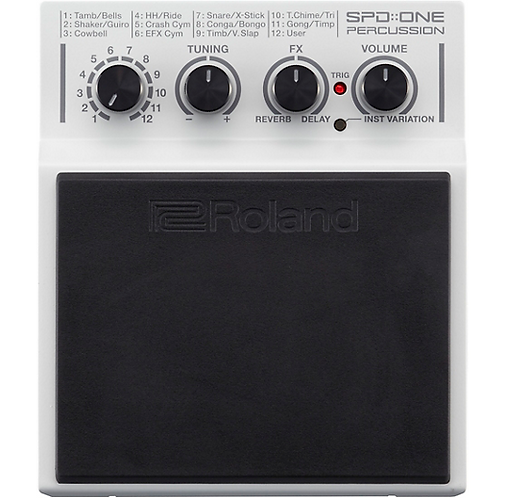Roland SPD::ONE Percussion Pad