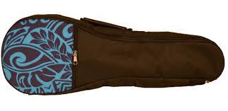 Kala : Blue Pattern Concert Gig Bag