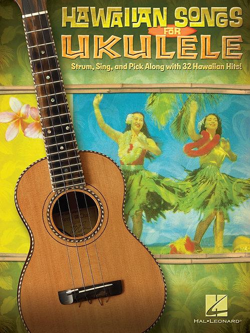 Hawaiian Songs for Ukulele : Hal Leonard