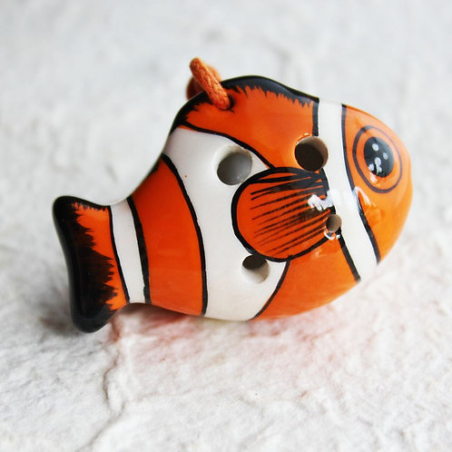 Forbidden Island : Clown Fish Ocarina
