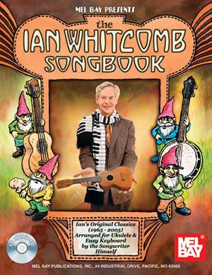 Ian Whitcomb Songbook (Book + CD) : Mel Bay