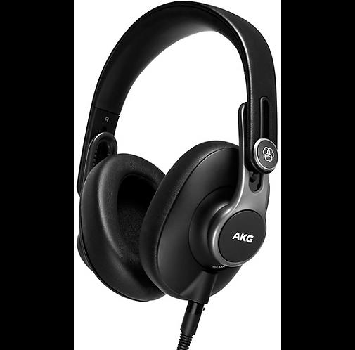 AKG : K371 Closed Back Studio Headphones