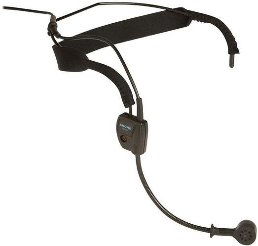 Shure : WH20XLR Dynamic Headset Microphone