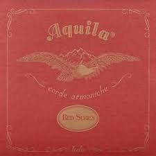 Aquila : Single Tenor C String (red/plain)