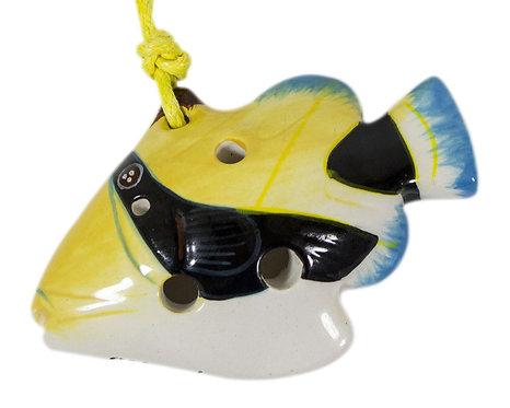 "Trigger Fish ""Humuhumunukunukuāpuaa"" Ocarina : Forbidden Island"