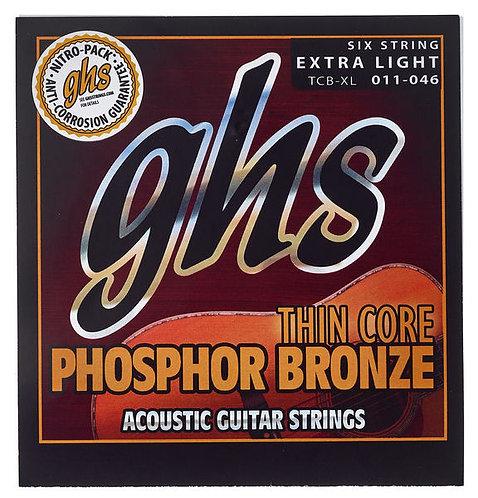 Phosphor Bronze Extra Light : GHS