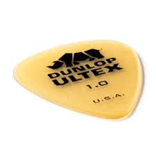 Dunlop : Ultex Guitar Pick 1.00mm