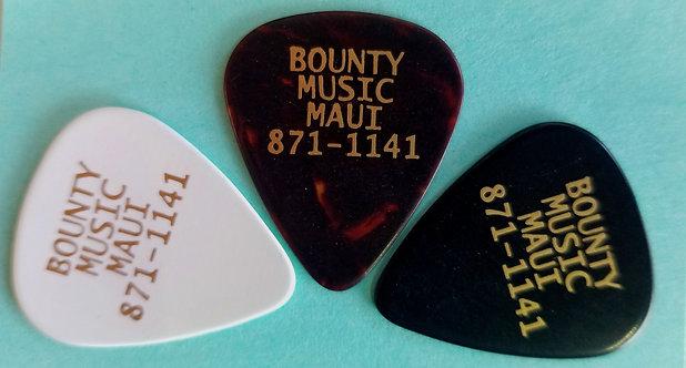 4 for $1 Light, Medium, and Heavy picks : Bounty Music