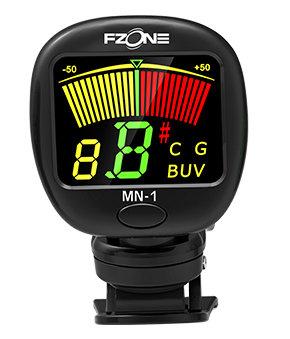 Clip-On Tuner : FZone