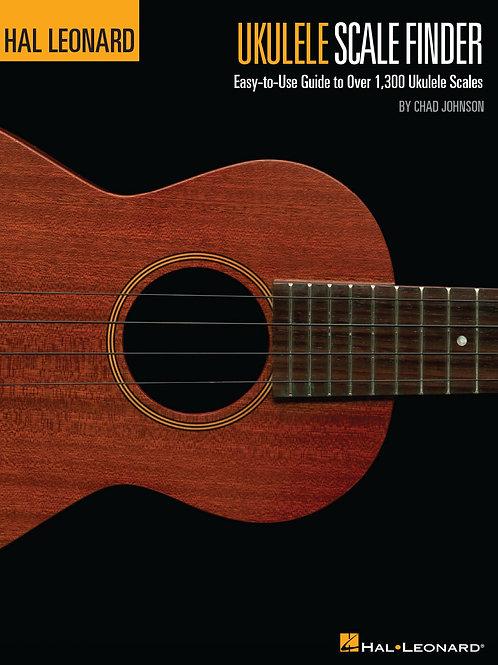 Hal Leonard : Ukulele Scale Finder