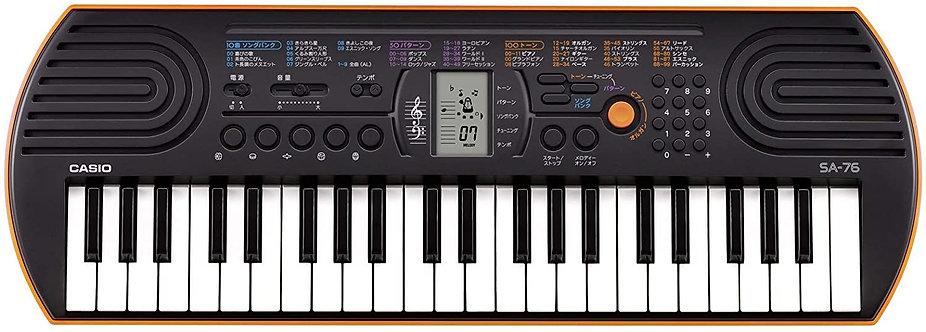 SA-76 Keyboard : Casio