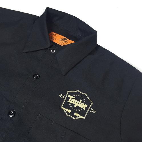 40th Anniversary Work Shirt - XLarge - Taylor