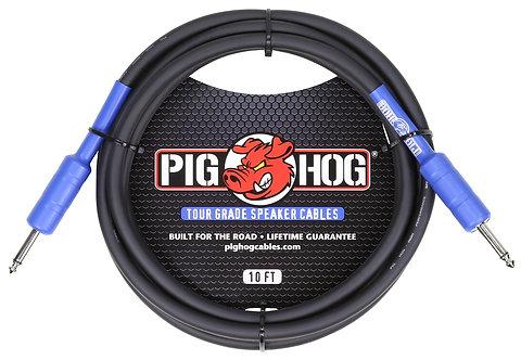 10ft Speaker Cable : PigHog