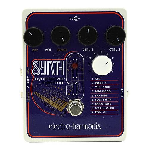 SYNTH9 Guitar Synthesizer Machine : Electro-Harmonix
