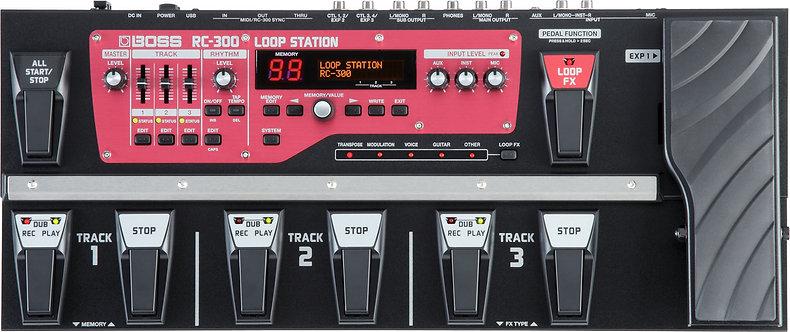 RC-300 Loop Station : BOSS