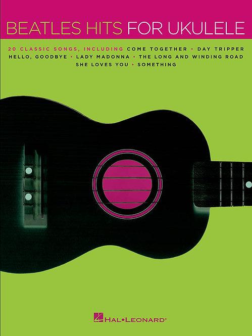 Hal Leonard : Beatles Hits for Ukulele