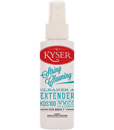 Dr. Stringfellow String Cleaner & Lubricant : Kyser