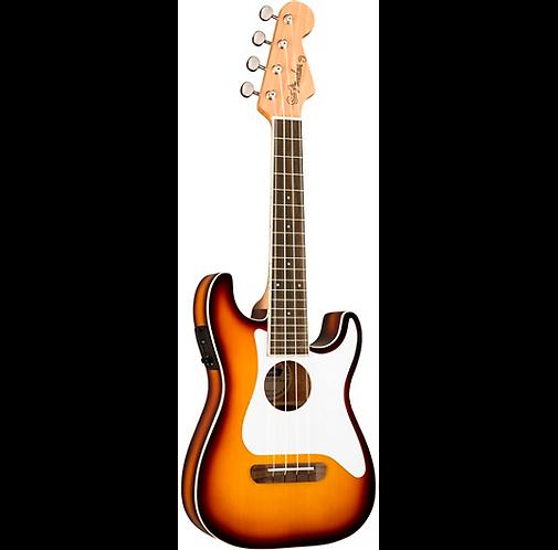 Fender : Fullerton uUkulele- SunBurst