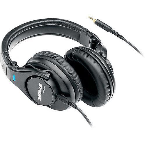 SRH440 Professional Studio Headphones : Shure