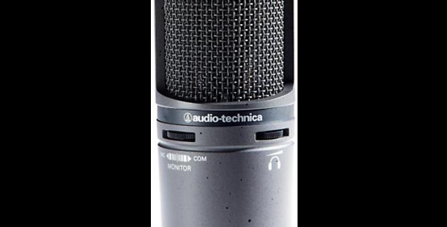 Audio-Technica : AT2020USB+