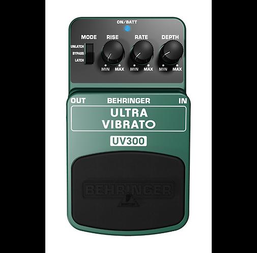 Behringer : UV300 Ultra Vibrato