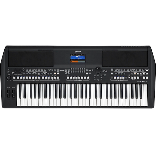 Yamaha : PSR-SX600 61-Key Arranger Keyboard