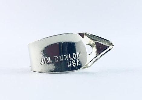 Metal Thumbpick (Nickle) 0.25 : Dunlop
