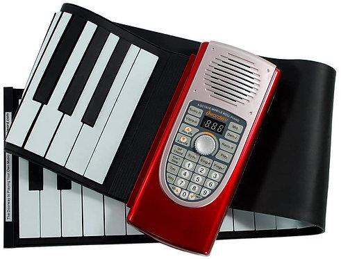 iWord : Roll-Up-Keys : 61Keys