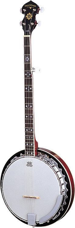 OB5  5 String Banjo Mahogany - Oscar Schmidt