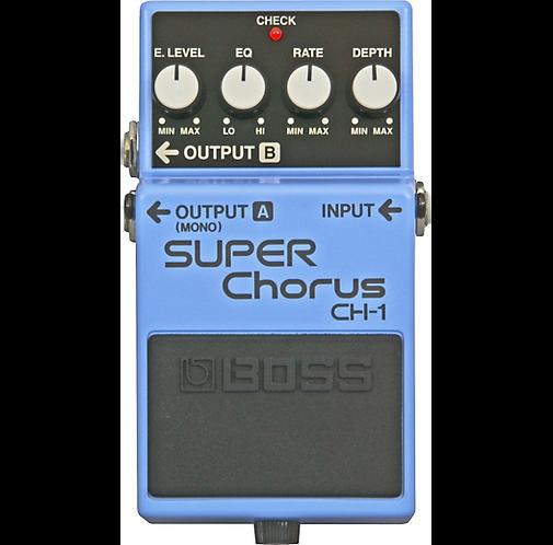 BOSS : CH-1 Super Chorus