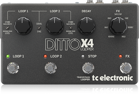 TC Electronic : DITTO-X4