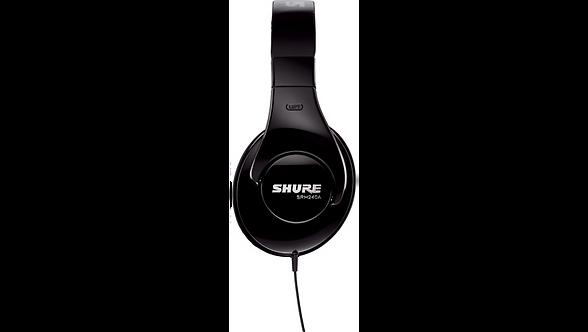 SRH240A Headphones : Shure