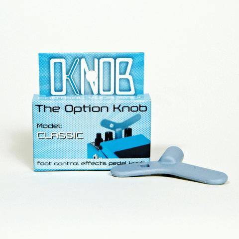 Pedal Knob Add-on Turner : OptionKnob