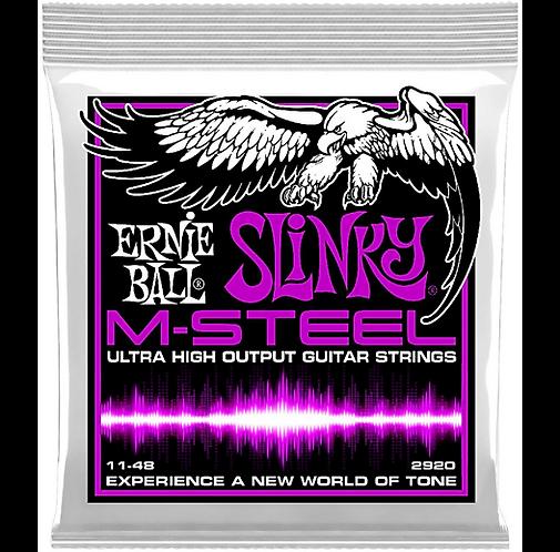 M-Steel Power Slinky : Ernie Ball