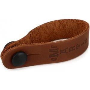 Martin :  Headstock Strap Tie - Brown