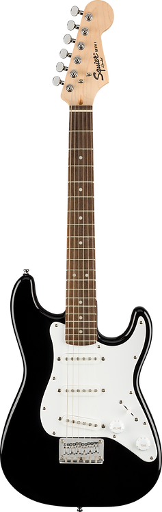 Mini Stratocaster - Black - Squier