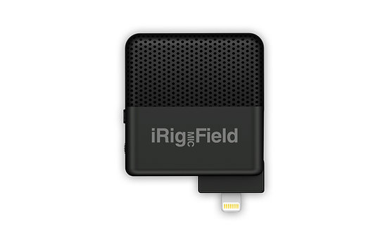 IK Media : iRig Mic Field