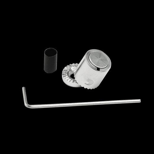 LokNob Small Silver Metal Knob - D'addario