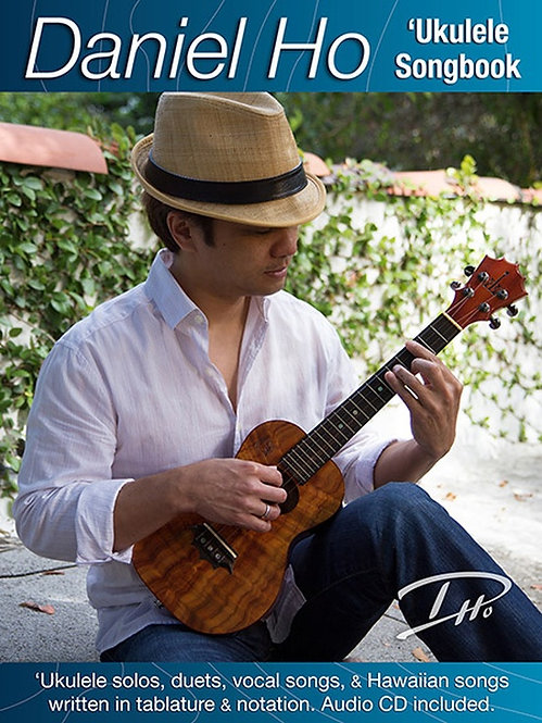 Daniel Ho 'Ukulele Songbook : Alfred