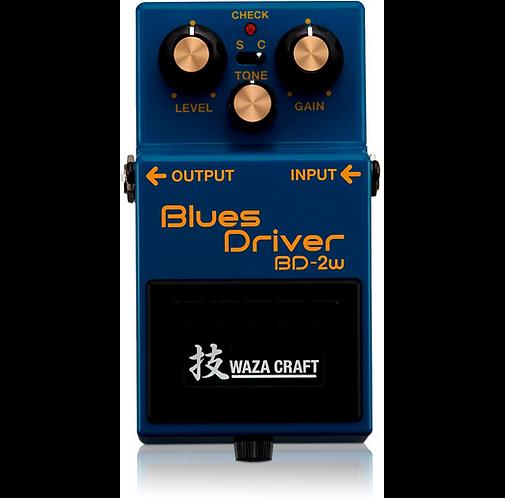 BD-2W Blues Driver Waza Craft - BOSS