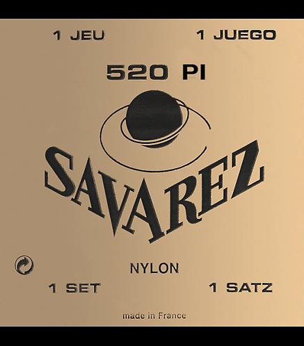 High Tension Classical Guitar Strings : Savarez