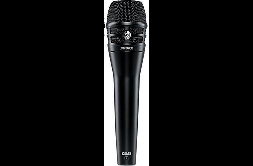 KSM8 Dualdyne Cardioid Dynamic Vocal Microphone - Black : Shure