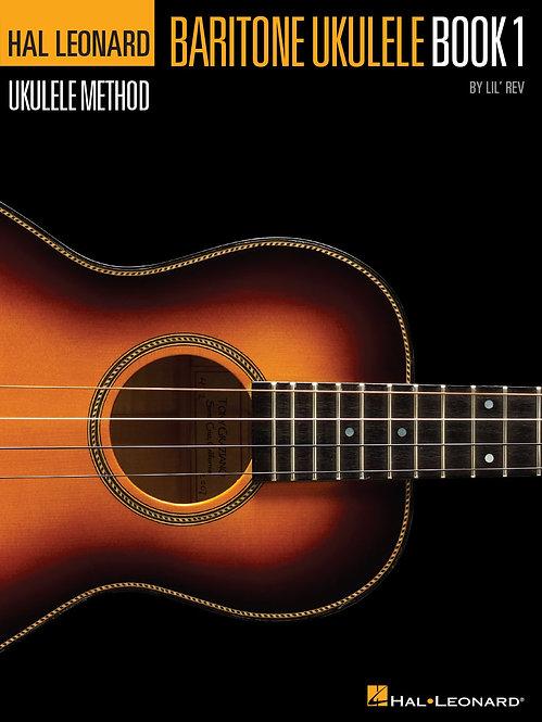 Baritone Ukulele Method - Book 1 : Hal Leonard