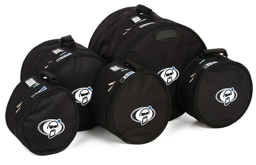 """Protection Racket : 5-piece Case Set - with 16"""" Floor Tom"""