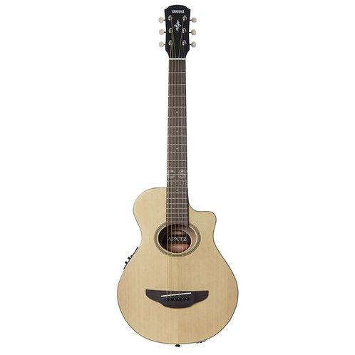 Yamaha : 3/4 Size Acoustic-Electric Guitar