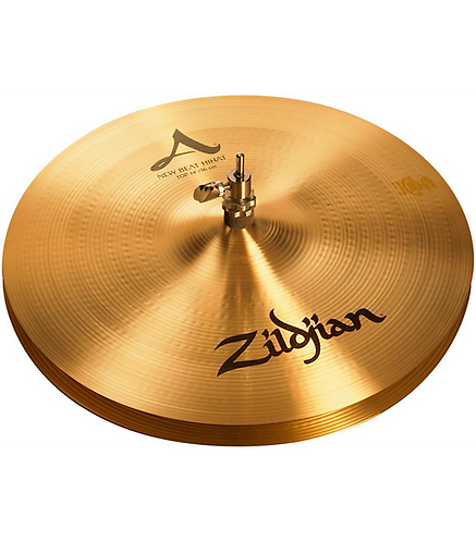 Zildjian : A Series New Beat Hi-Hat 14 in.