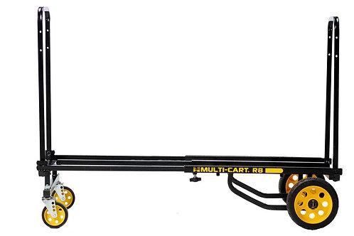 Rock N Roller : R8RT Multi-Cart 8-in-1 Equipment Transporter Cart